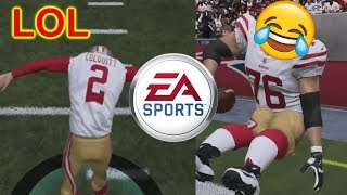EA Sports: It's In The Game (Funny Glitches Montage)