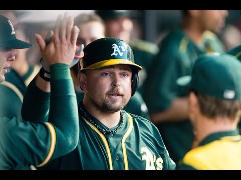 Oakland Athletics Release Billy Butler Following Scuffle With Danny Valencia