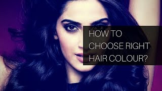 Right hair colour:How to choose correct hair colour for Indian skin tones