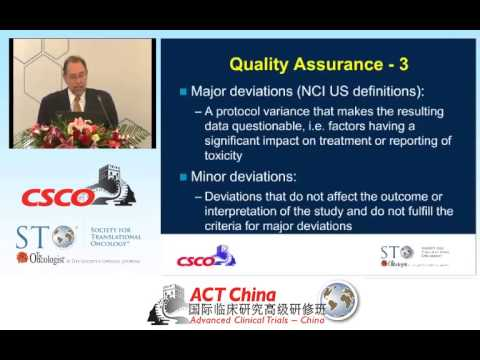 Richard Schilsky - Principal Investigator Responsibilities (Chinese)