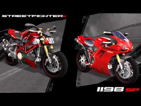Ducati Challenge Android Trailer