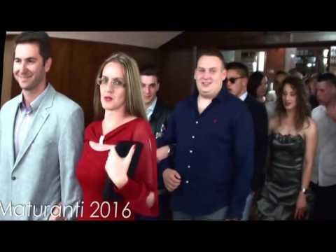 """ETŠ """"Vaso Aligrudić"""" Matursko Veče Ohrid 2016"""