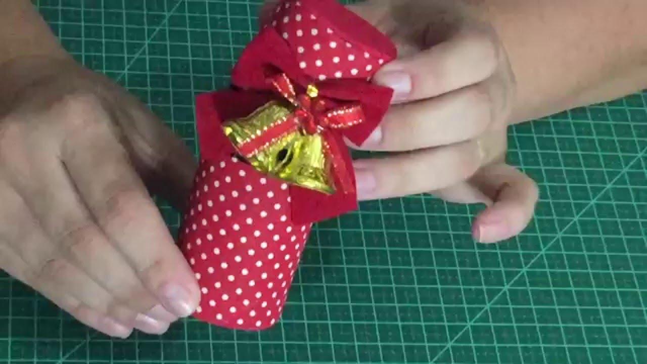 Adesivo De Parede Ursinho Marinheiro ~ Caixinha com rolo de papel higi u00eanico YouTube