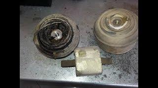 Remplacement des Supports moteur/Boite Mercedes .