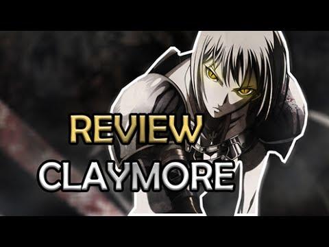 [Review] CLAYMORE (ANIME) - MULHERES GUERREIRAS E MUITO SANGUE