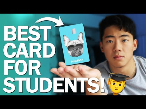 The Best Credit Card For College Students