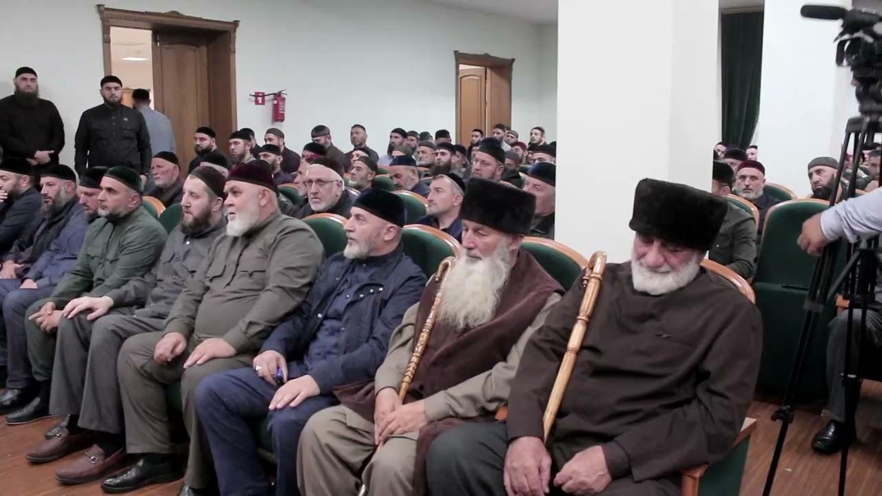Расширенное совещание духовенства региона