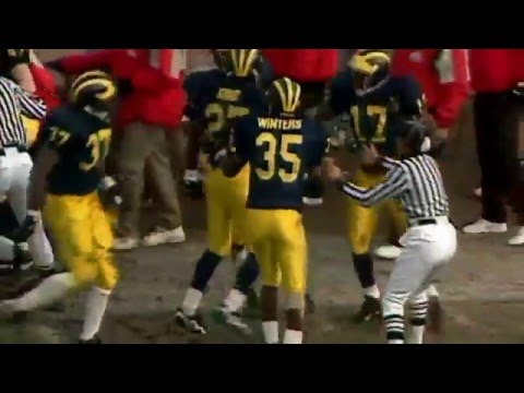 Big Ten Icons: Charles Woodson 1