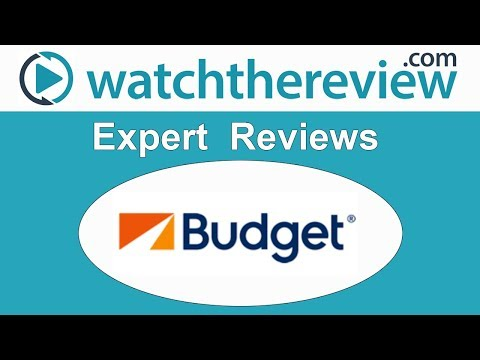 Budget Rent A Car Review - Rental Car Reviews