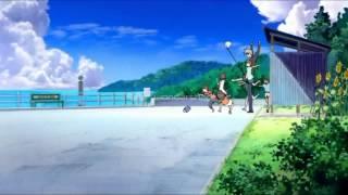 AIR episode 7: Last Scene of Yukito Kunisaki
