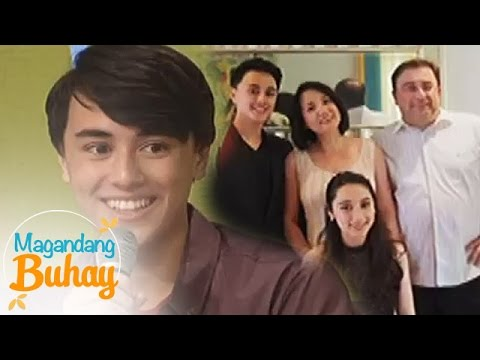Magandang Buhay: Edward talks about his family