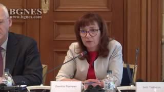 Зорница Русинова: За първи път имаме ниво на безработицата под средното европейско