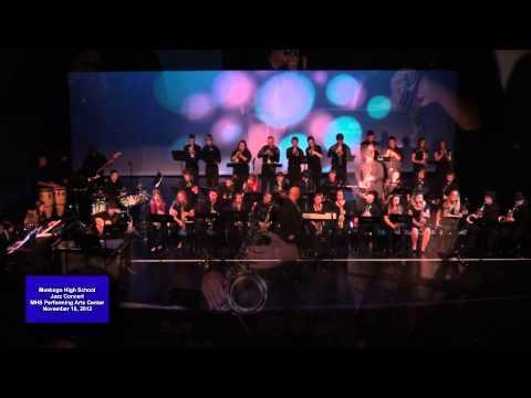 2012 - 11 MHS Fall Jazz Concert - Little Brown Jug