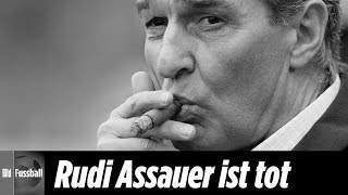 Schalke-Legende Rudi Assauer ist tot