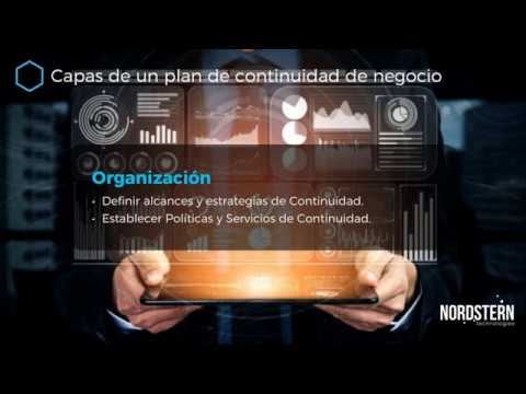 [Video] Webinar Planes de continuidad y medidas de seguridad informática