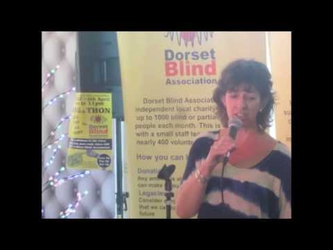 Our 14-Hour Sing-a-Thon for Dorset Blind