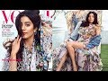 Janhvi Kapoor's Stunning Photoshoot For Cover Page Of Vogue Magazine