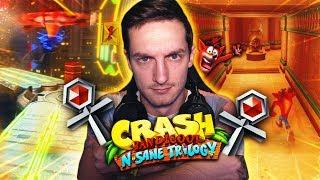 crash bandicoot insane trilogy