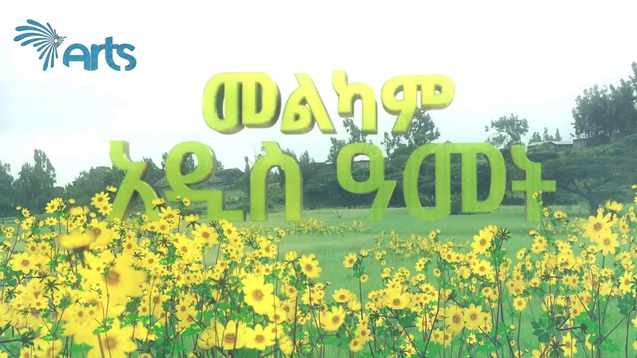 Happy New Year 2012 From Arts TV - መልካም አዲስ ዓመት ፳፻፲፪ ከአርትስ ቲቪ [Arts TV World]