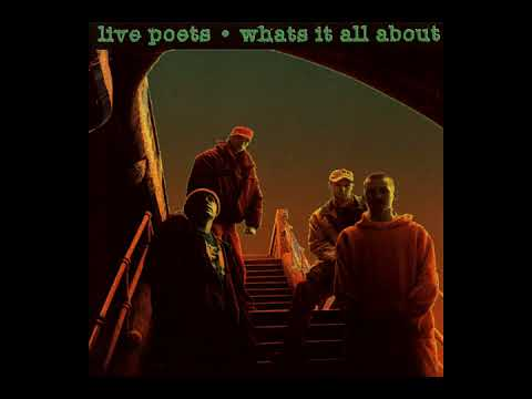 Live Poets - Whats It All About (1996 / Hip Hop)