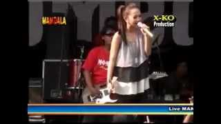 RENA KDI ~ ADA RINDU New Mandala Rock Dangdut Live Pancur 14 September 2013