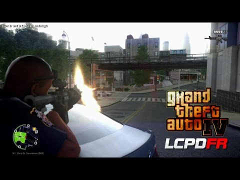 GRAND THEFT AUTO IV - LCPDFR - 1.0D - EPiSODE 35 - NYPD FPI