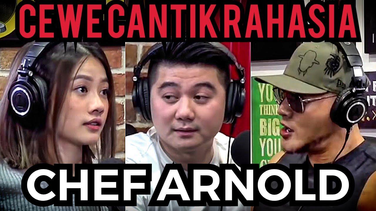 CANTIK TAPI LOE SIMPEN TRUS‼️Chef Arnold - Karen Kurniawan - Deddy Corbuzier Podcast
