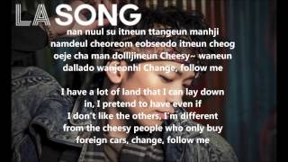 Rain - La Song Lyrics [Rom/Eng] and DL