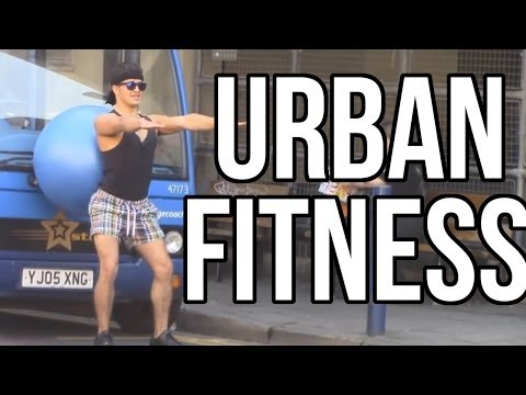 URBAN FITNESS PRANK