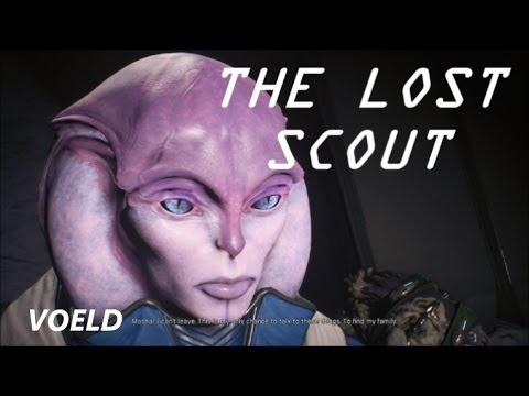 """Mass Effect: Andromeda - Voeld - """"The Lost Scout"""""""