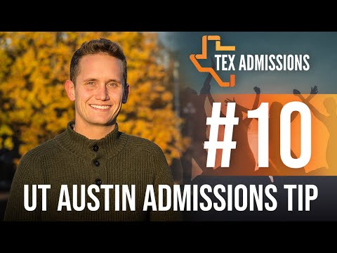 UT Admissions Tip #10: Take Chances | Have Fun