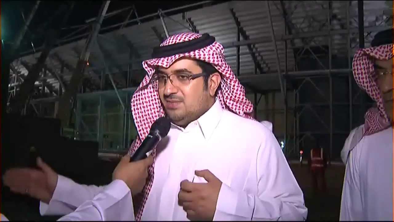 الأمير نواف بن فيصل يتفقد استاد الأمير عبدالله الفيصل ...