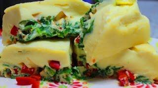 Как приготовить пышный омлет на молоке в микроволновке / Простой рецепт