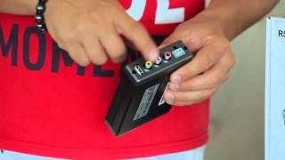 Цифрове TV RS DVB-T2 HD автомобільний тюнер Т2. Відеоогляд avtozvuk.ua