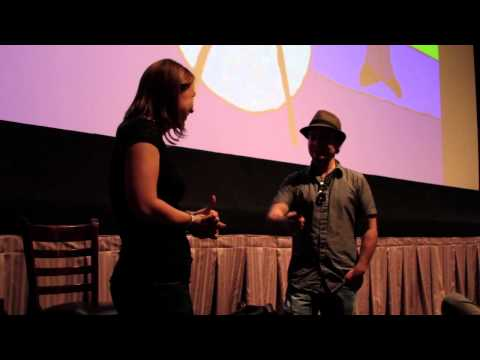 Download Youtube: Lisa and Denny from The Room Q&A 6/8/10