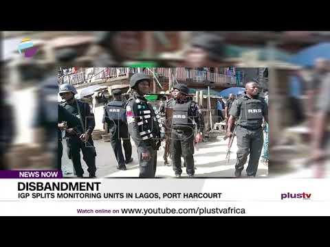 Disbandment: IGP Splits Monitoring Units In Lagos, Port Harcourt | NEWS
