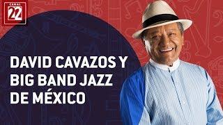 David Cavazos y Big Band Jazz de México