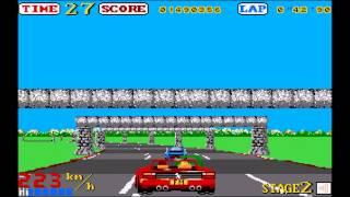 Out Run (Atari ST)