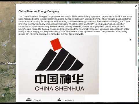 China Shenhua Energy Company.