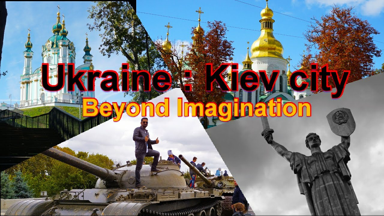 Ukraine| Kyiv (Kiev) metropolis || Prime N Greatest Points of interest || Much less Expensi