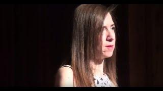 La importancia de contar  la violencia machista | Ingrid Beck | TEDxBariloche