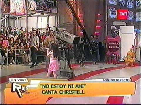 Christell - No estoy ni ahi (En Vivo)