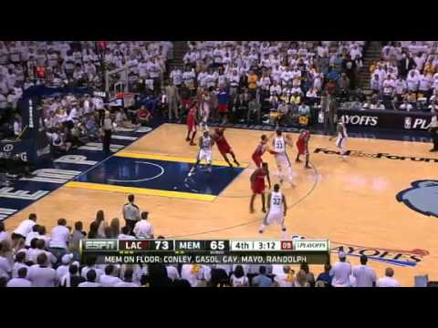 LA Clippers vs MEM Grizzlies Game 7 NBA Playoffs 2012 (Full-game Highlights!) 05/13