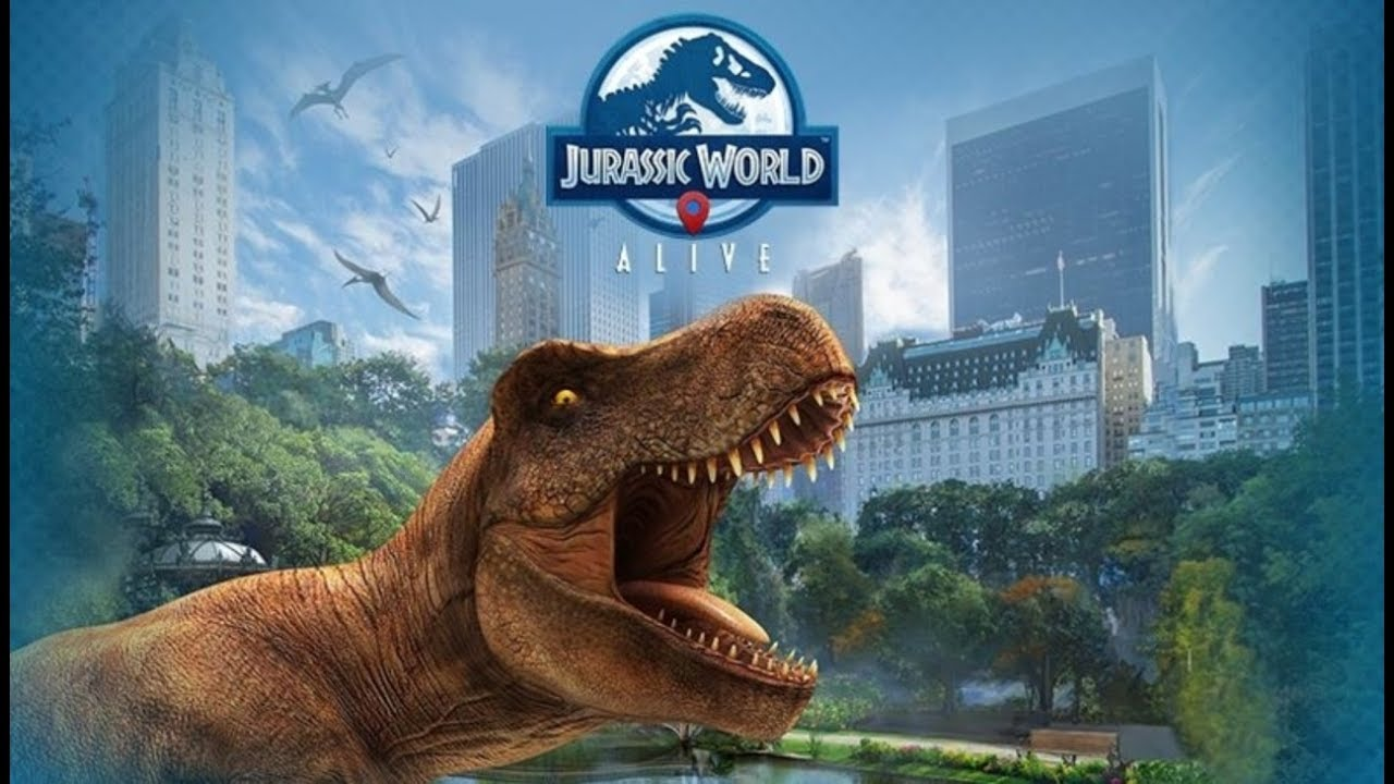 Jurassic World Alive Android Game Hack Cheats