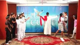 Skit on the Second Coming Of Jesus by Kingdom Kids