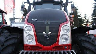 VALTRA T133 141HP + BECO SUPER 1800 24m3