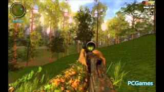 Hunting Unlimited - Gameplay (PC Games)