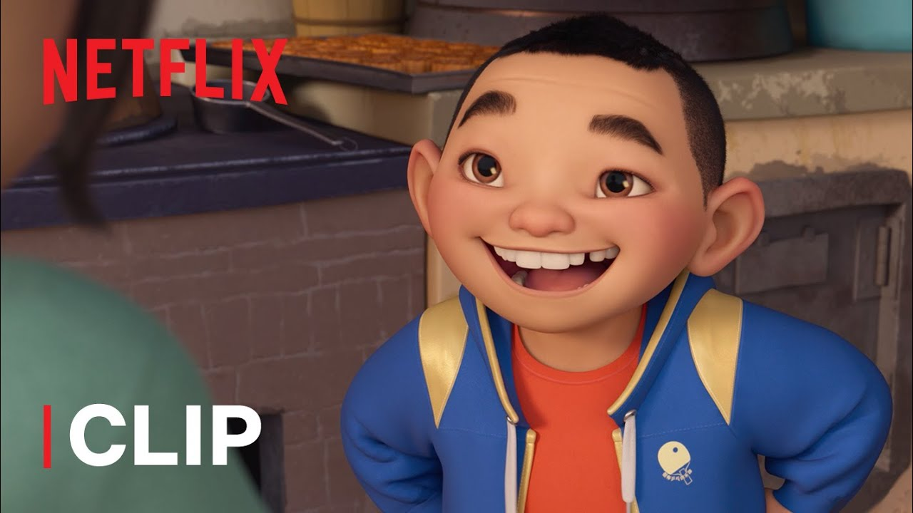 Download Meet Chin 🌜 Over the Moon   Netflix Futures