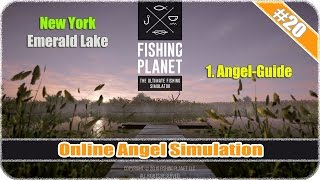 Fishing-Planet #20 Angel-Guide am Emerald Lake [Hechte & Zander]