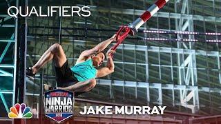 Jake Murray at the Minneapolis City Qualifiers - American Ninja Warrior 2018